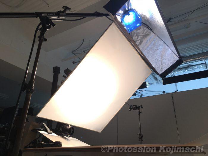 撮影ライティング