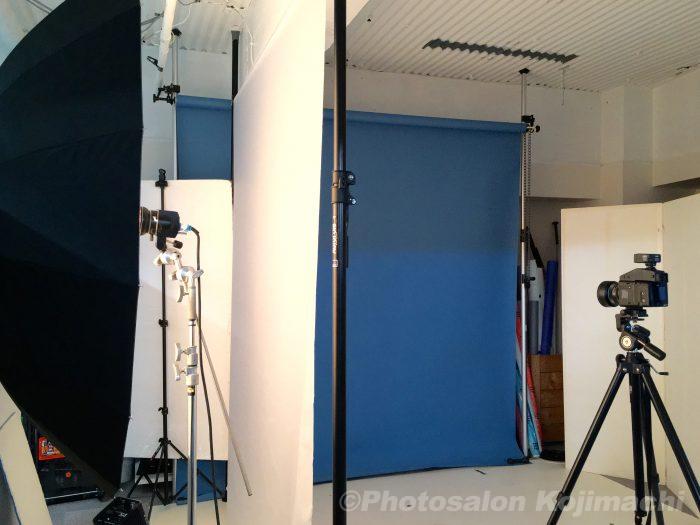 経営者ビジネスポートレートプロフィール写真撮影ライティング