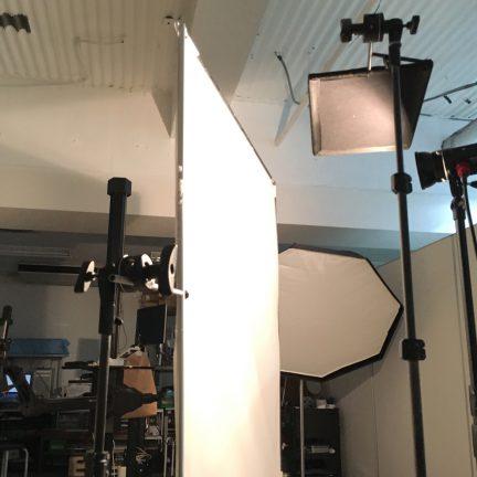 ブツ撮り商品写真撮影ライティング