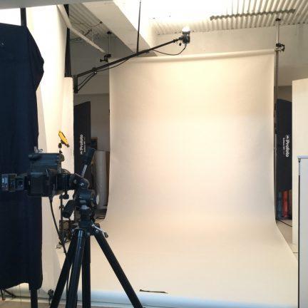 広告用人物撮影ポートレート写真撮影ライティング