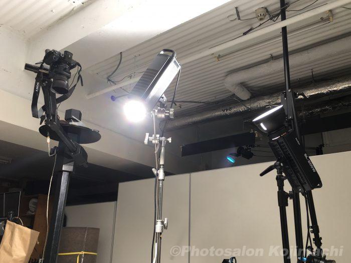 【ブツ撮り】ギフトカタログ用イメージ商品撮影ライティング