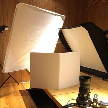 【出張撮影】メニュー料理撮影ライティング