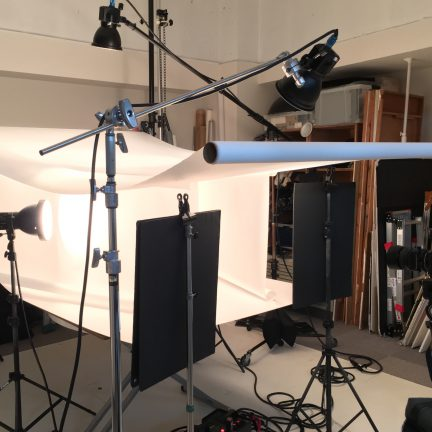 【ブツ撮り】コスメギフトカタログ用切り抜き撮影ライティング