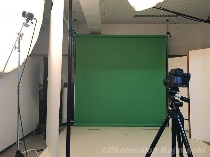 【人物撮影】書籍装丁用ポートレート撮影ライティング