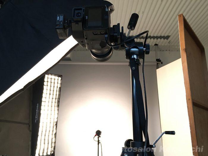 【ビジネスポートレート】プロフィール写真撮影ライティング