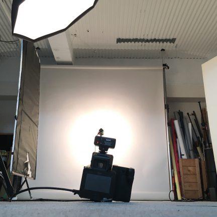 【ビジネスポートレート】起業家プロフィール写真撮影ライティング