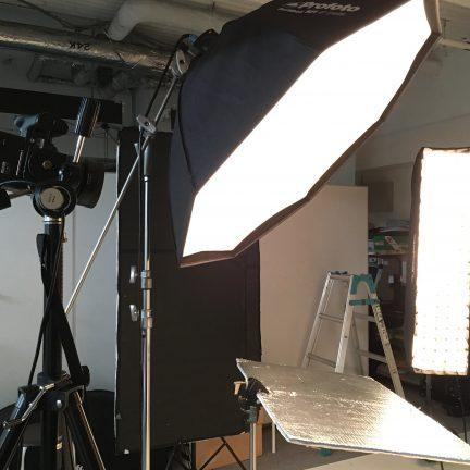【ビジネスポートレート】企業役員プロフィール写真撮影ライティング