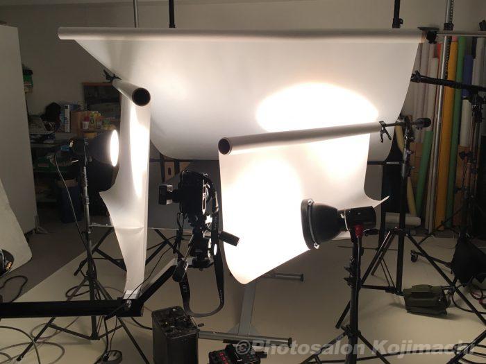 【ブツ撮り】イメージ商品用撮影ライティング