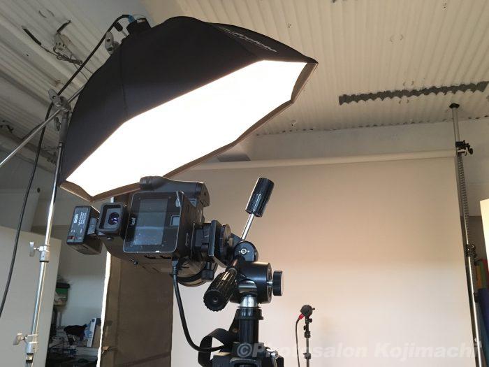 【ビジネスポートレート】プレスリリース用プロフィール写真撮影ライティング