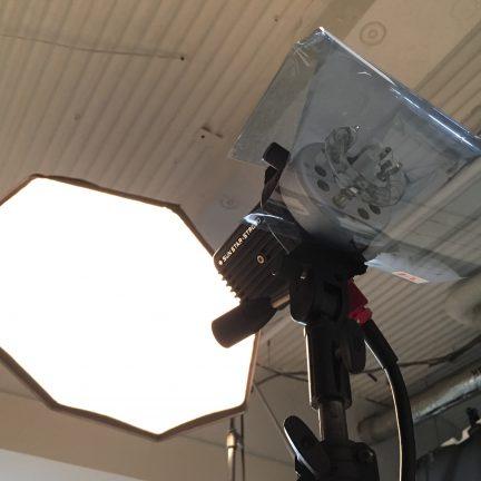 【ビジネスポートレート】書籍用プロフィール写真撮影ライティング