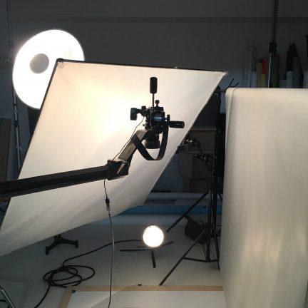【ブツ撮り】パッケージ用商品撮影ライティング