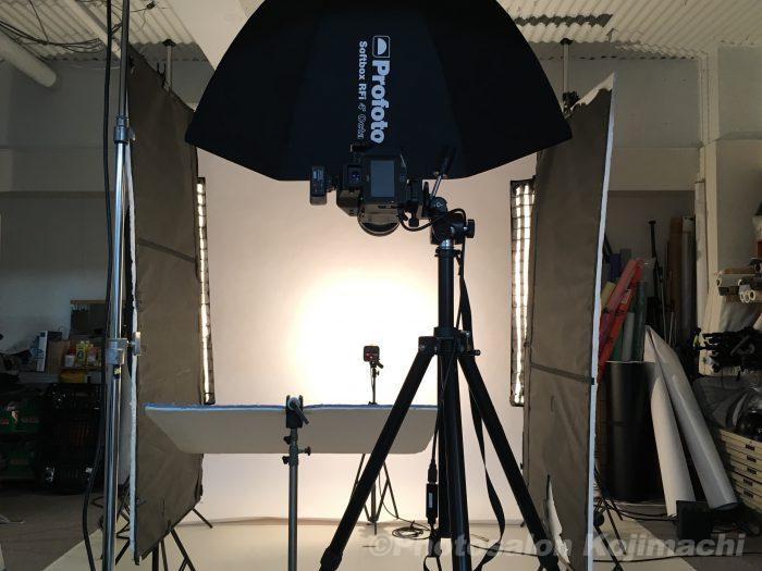 【ビジネスポートレート】ヘアメイクプランプロフィール写真撮影ライティング