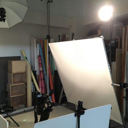 【ブツ撮り】書籍装丁用撮影ライティング
