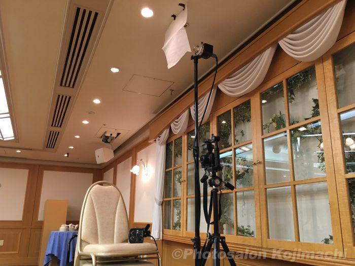 【出張撮影】記録撮影、集合写真撮影ライティング