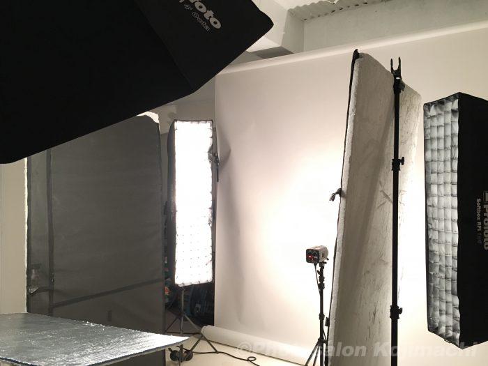【ビジネスポートレート】雑誌掲載用プロフィール写真撮影ライティング