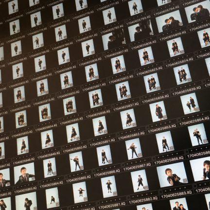 【記念写真】小学校入学記念家族写真撮影