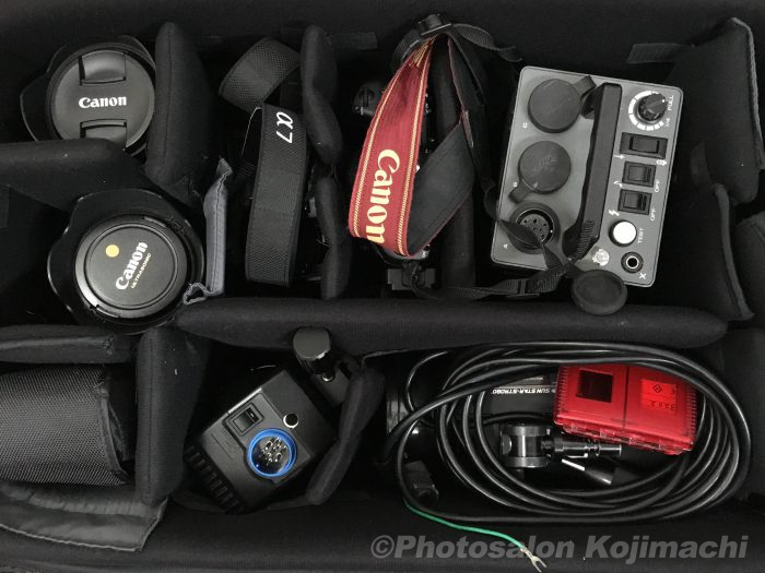 【出張撮影】入社式集合写真撮影ライティング