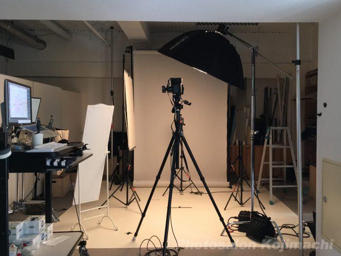 【ビジネスポートレート】コーポレートサイト用プロフィール写真撮影ライティング