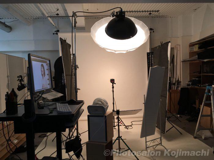 【ビジネスポートレート】社長プロフィール写真撮影ライティング