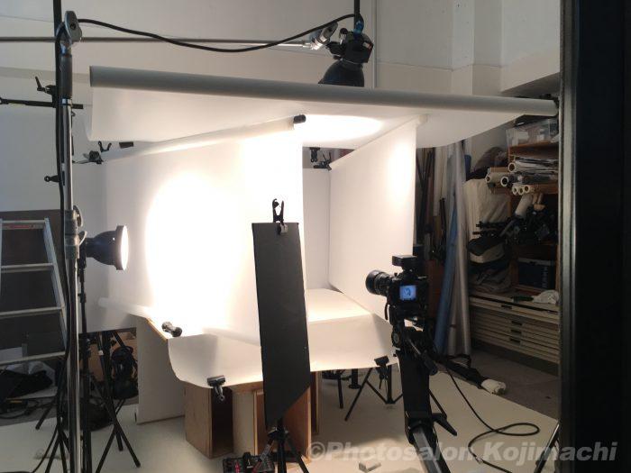【ブツ撮り】コスメギフト商品撮影ライティング