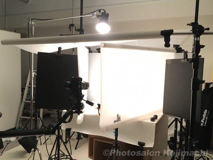 【ブツ撮り】化粧品商品撮影ライティング