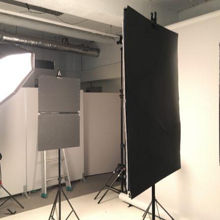 【ビジネスポートレート】SNS用プロフィール写真撮影ライティング