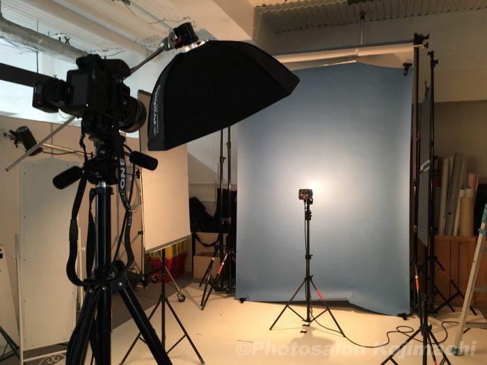 【ビジネスポートレート】企業社員プロフィール写真撮影ライティング