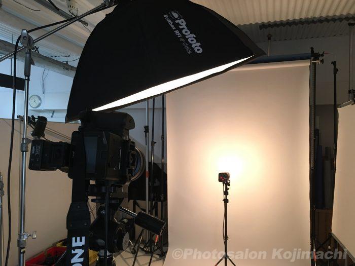 【ビジネスポートレート】企業代表プロフィール写真撮影ライティング