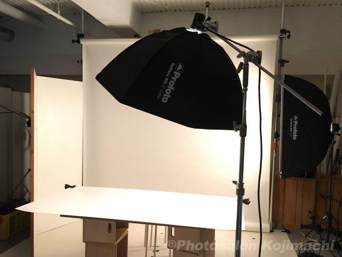 【ビジネスポートレート】新規ウェブサイト用イメージ写真撮影ライティング
