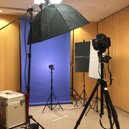 【出張撮影】役員ビジネスプロフィール写真撮影