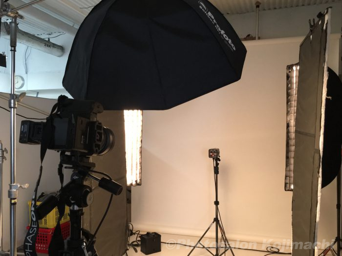 【ビジネスポートレート】ウェブサイト用写真撮影ライティング