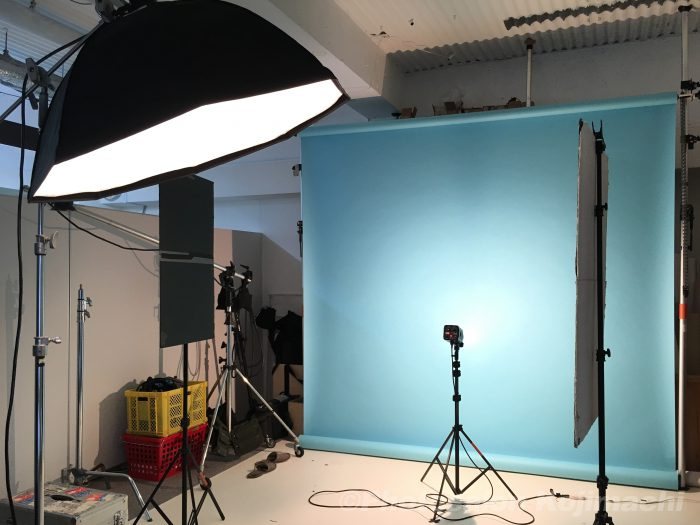 【ビジネスポートレート】理事長プロフィール写真撮影ライティング