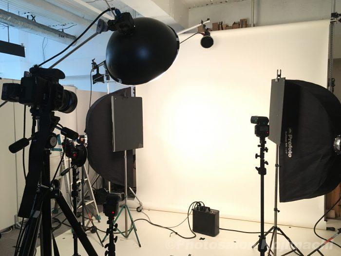 【ポートレート】宣材写真撮影ライティング