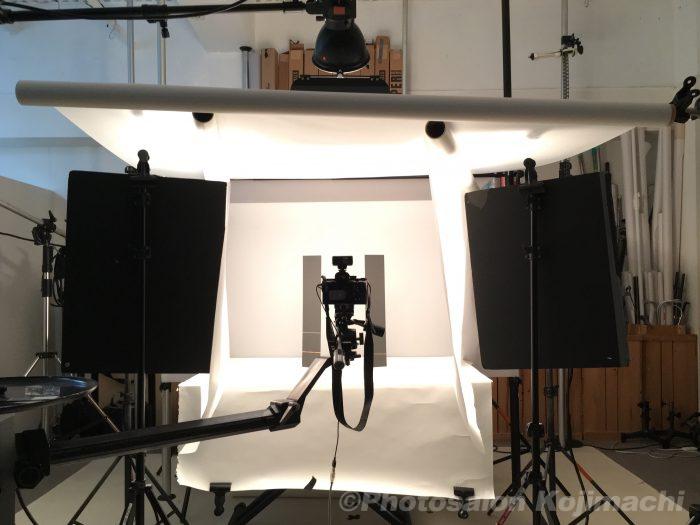 【ブツ撮り】カタログ用切り抜き商品撮影ライティング