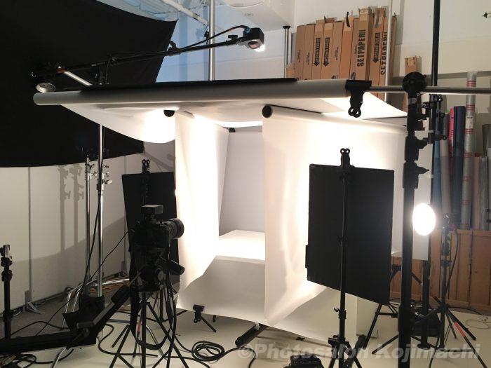 【ブツ撮り】コスメ福袋切り抜き用商品撮影ライティング