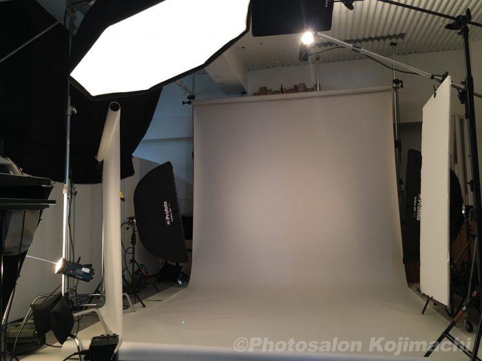 【記念写真】叙勲・褒章記念写真撮影ライティング