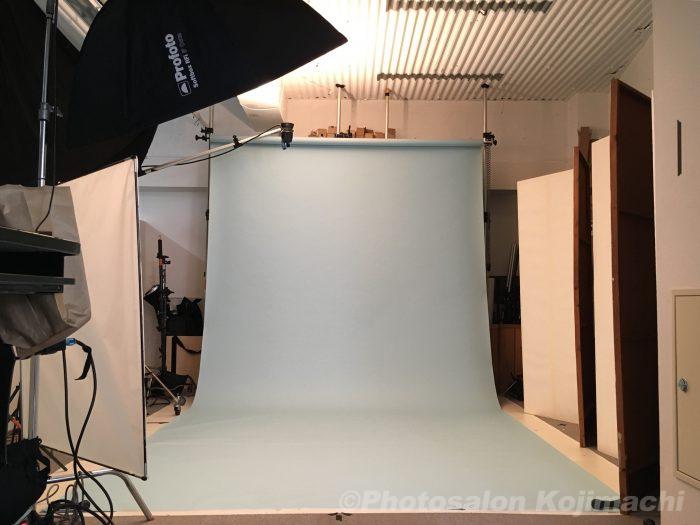 【記念写真】七五三記念、家族写真撮影ライティング