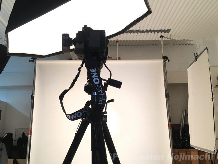 【ビジネスポートレート】ホームページ用プロフィール写真撮影ライティング