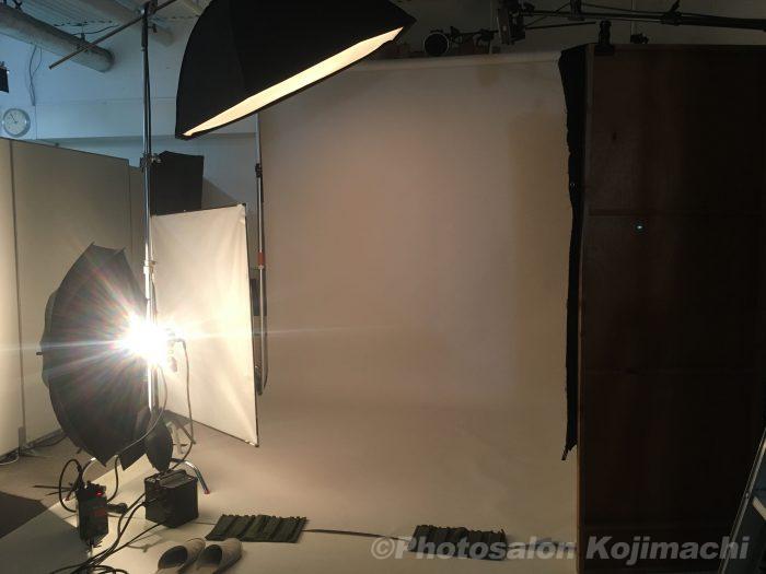 【記念写真】成人記念写真撮影ライティング