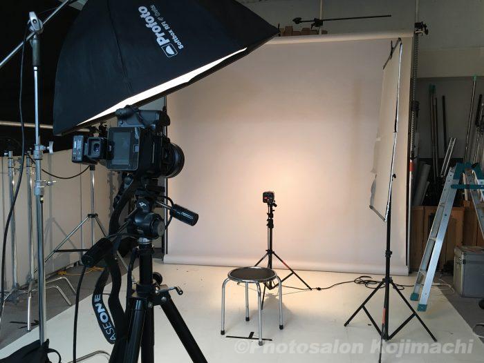 【ビジネスポートレート】会長ポートレート写真撮影ライティング