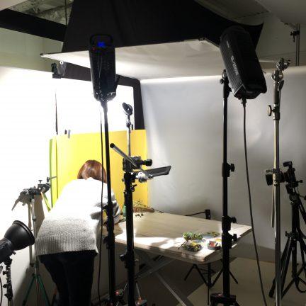 【ブツ撮り】商品イメージビジュアル撮影ライティング