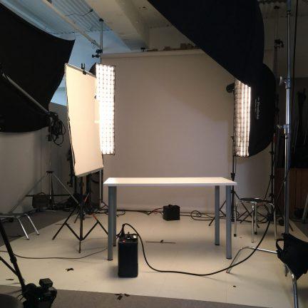 【ビジネスポートレート】会計士プロフィール写真撮影ライティング