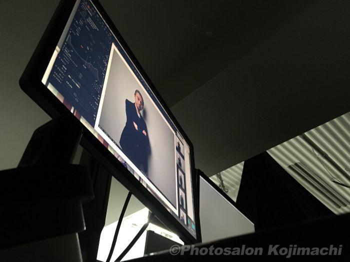 【ビジネスポートレート】社長ポートレート写真撮影ライティング