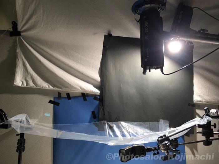 【ブツ撮り】web用商品イメージ撮影ライティング