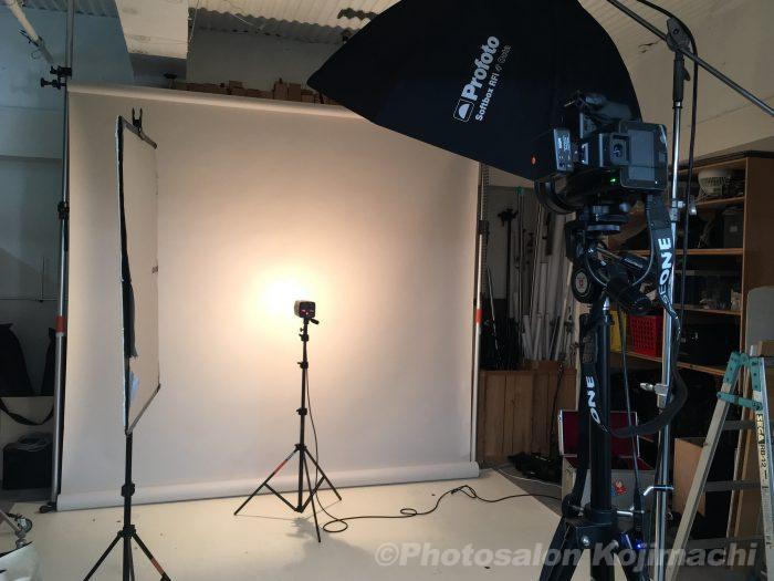 【ビジネスポートレート】代表プロフィール写真撮影ライティング