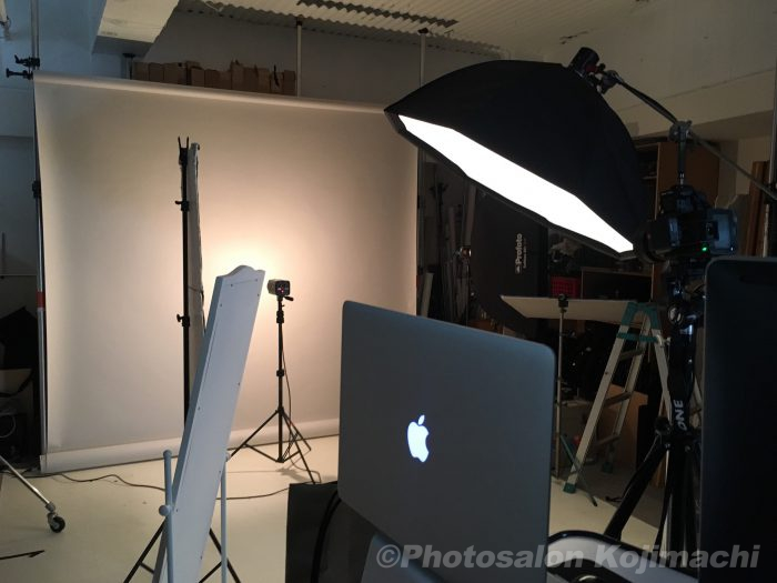 【ビジネスポートレート】社員プロフィール写真撮影