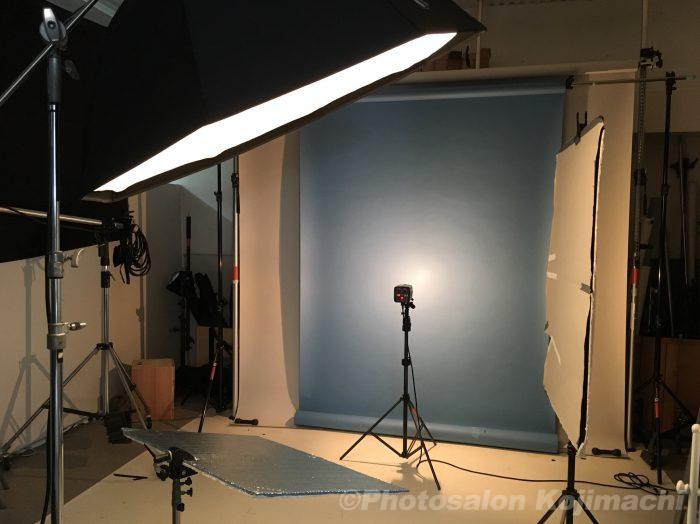 【ビジネスポートレート】社員プロフィール写真撮影ライティング