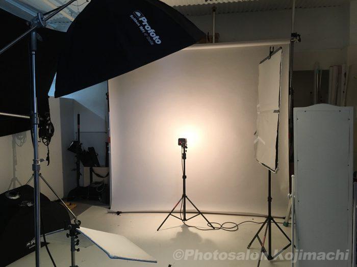 【ビジネスポートレート】公演パンフレット用プロフィール写真撮影ライティング