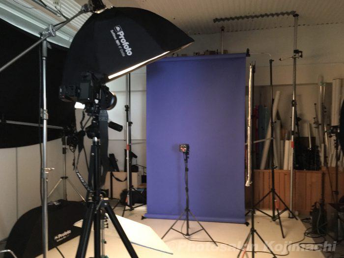【ビジネスポートレート】会社役員ポートレート写真撮影ライティング