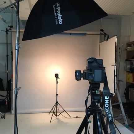 【ビジネスポートレート】プロフィール用ポートレート写真撮影ライティング